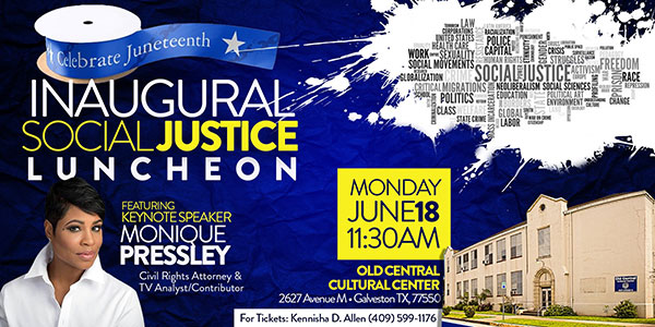 Inaugural Social Justice Luncheon